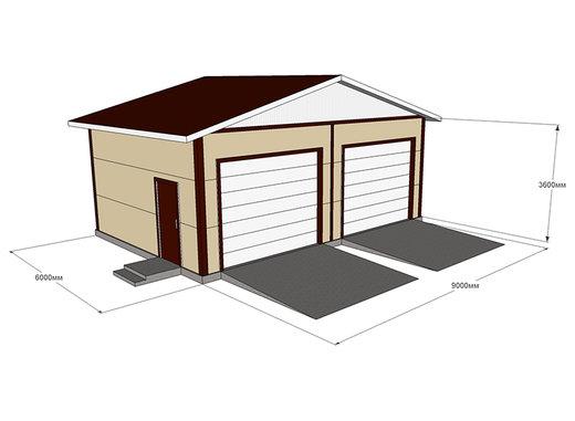 бу металлический гараж в мариуполе